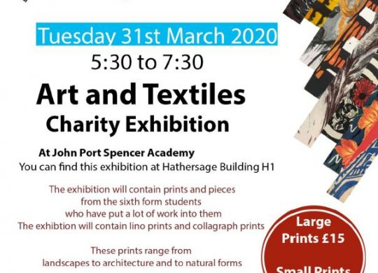 Art and Textiles exhibition